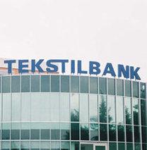 Dünyanın en büyük bankasına Tekstilbank onayı