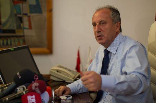 """CHP'yi birinci parti yapamazsam, istifa ederim"""