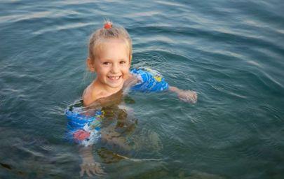 Denize idrar yapmak yararlı!