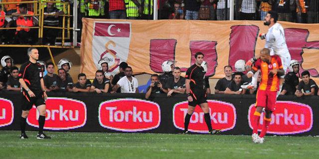 Fenerbahçe Galatasaray, Süper Kupa olay, Volkan Melo, Fenerbahçe Galatasaray olay