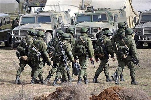 Ukrayna, 10 Rus askerini yakaladı!