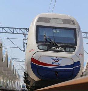 Yüksek Hızlı Tren'de fren arızası