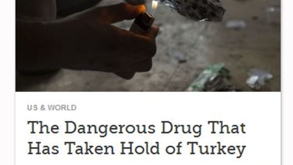 Bonzai, Türkiye'yi manşet yaptı