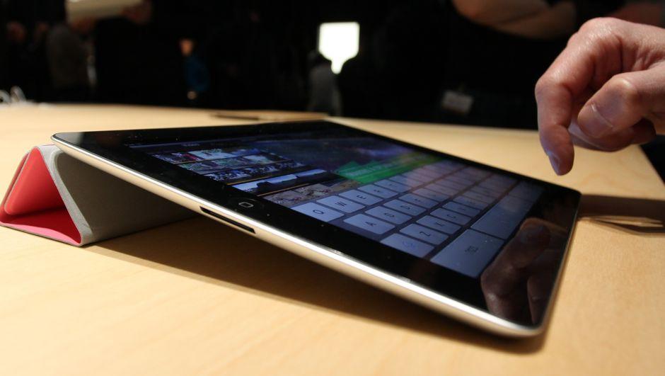 Yeni bir iPad mi geliyor?
