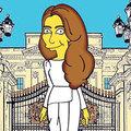 Düşes Simpsons'a transfer oldu!