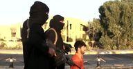 IŞİD peşmergeyi böyle infaz etti!