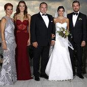 Ve evlendiler...