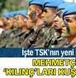 Mehmetçik 'kılınç'ları kuşanacak!