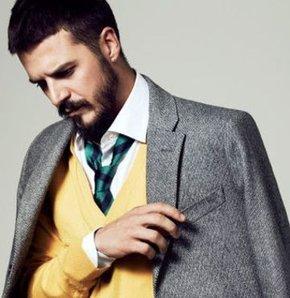 Bol ödüllü oyuncu Mehmet Günsür