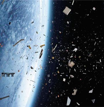 915 milyon $'lık 'uzay çiti'