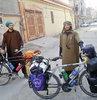 Bisikletle Kadıköy-Hindistan hattı