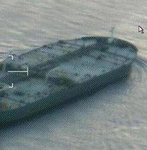 100 milyon $'lık gemi kayıp!