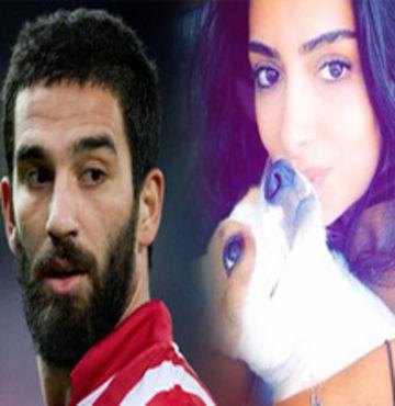 İşte Arda Turan'ın yeni aşkı!