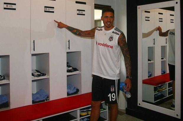 Sosa daha önce Atletico Madrid'de de forma giymişti.