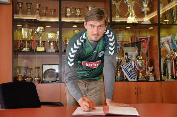 Vid Blecek, Inter'e 16 yaşındayken transfer olmuştu.
