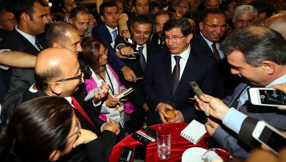 Başbakan Ahmet Davutoğlu'ndan Kılıçdaroğlu'na yanıt