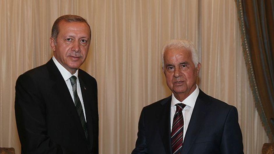 Cumhurbaşkanı Recep Tayyip Erdoğan Kıbrıs'ta önemli açıklamalar, Cumhurbaşkanı Erdoğan KKTC'de, Cumhurbaşkanı Erdoğan'dan Rumlara mesaj,