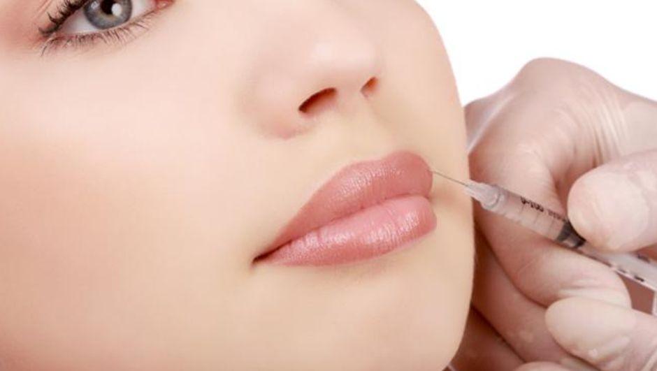 Dolgun dudaklar için 15 dakika ayırın