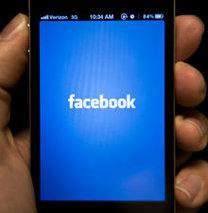Facebook bizi mi izliyor?