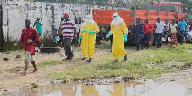 Ebola paniği!