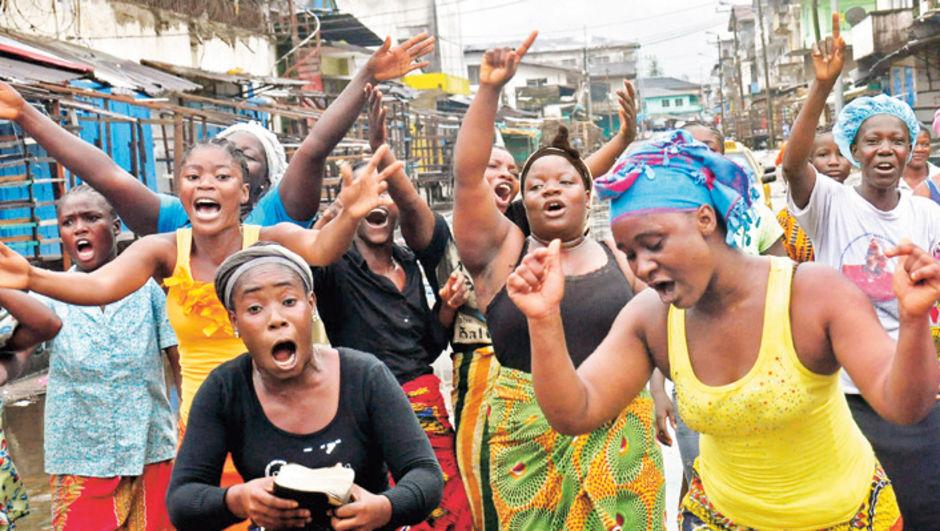 Liberyalı memurlara 1 ay ebola tatili