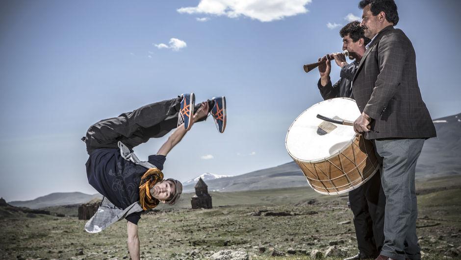 Red Bull Anadolu Break, break dans, Fatih Akın, breakdansçılar anadoluda