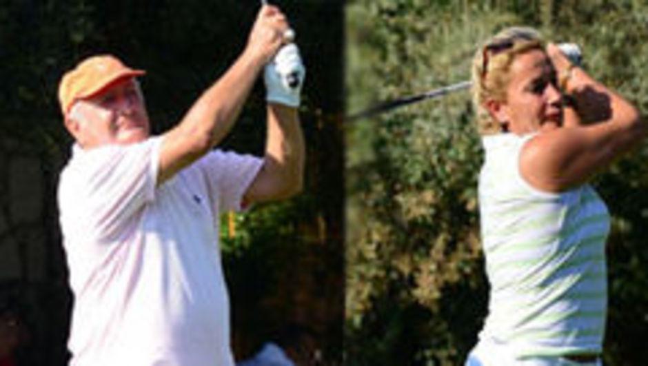 Cemiyet hayatının golf tutkunu isimleri Yooistanbul projesinin ev sahipliğinde Bodrum'da gerçekleşen turnuvada bir araya geldiler