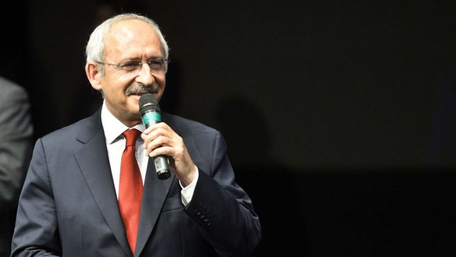 Kemal Kılıçdaroğlu CHP