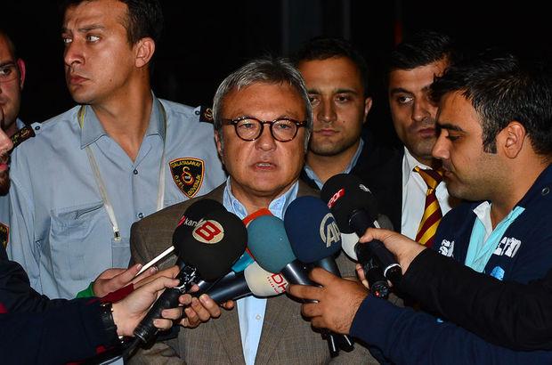 Galatasaray Kulübü Yönetim Kurulu Üyesi Ergün: