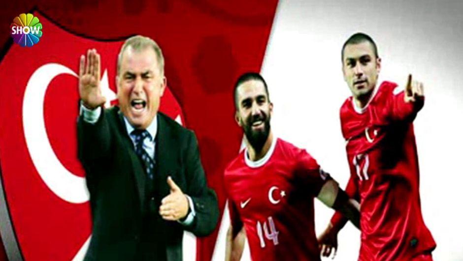 Danimarka -Türkiye hazırlık maçı Show Tv'de