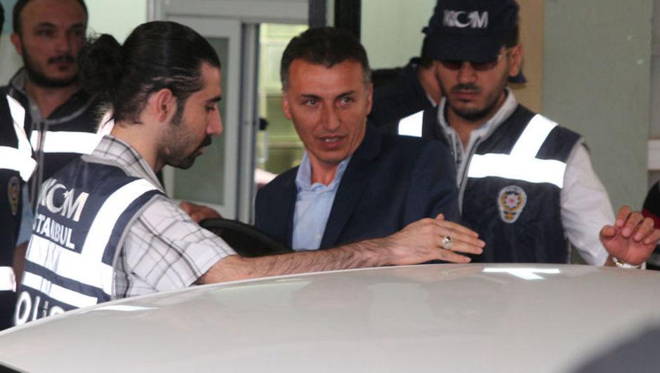 'Paralel operasyonu'nda flaş gelişmeMahir Çakallı serbest bırakıldı