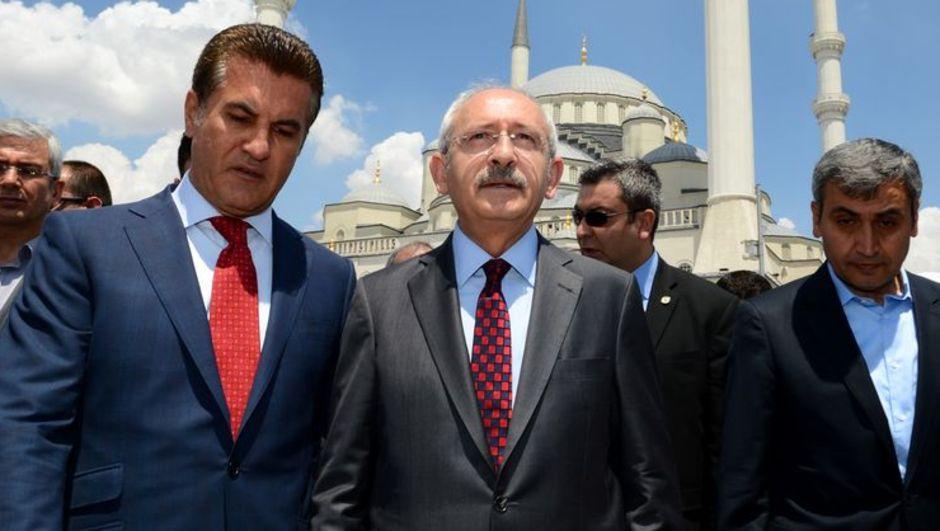 Mustafa Sarıgül kararını verdi - Kemal Kılıçdaroğlu - CHP Kurultay