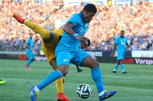 Andre Villas-Boas'ın öğrencileri, UEFA Şampiyonlar Ligi'nde de elemeleri geçerek gruplara kalmayı başardı