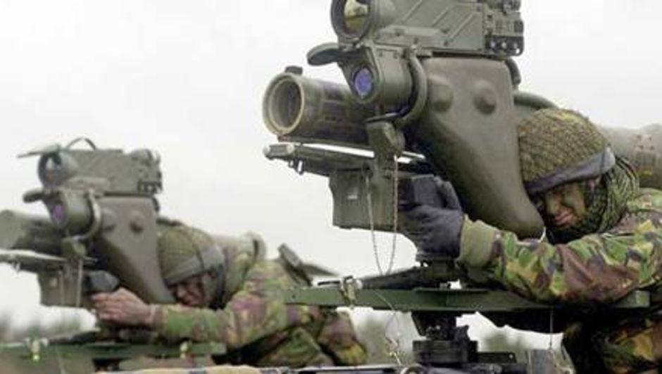 Almanya, IŞİD'e karşı savaşan Peşmerge'ye büyük bir askeri destek verme kararı aldı.