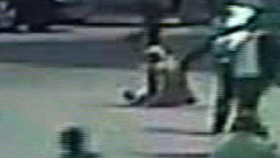 Bingür Sönmez'e yapılan saldırı kamerada, Bingür Sönmez'e silahlı saldırı