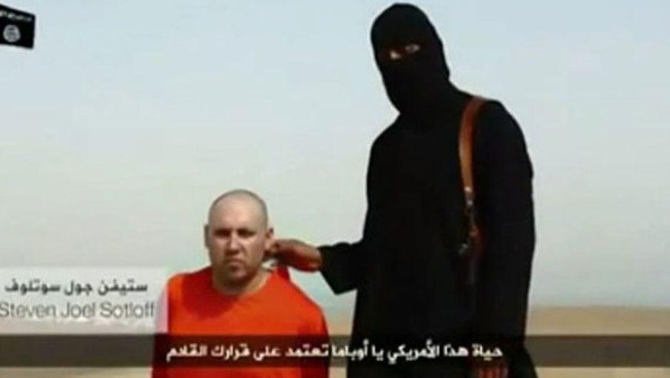 IŞİD ikinci ABD'li gazeteci Steven Sotloff'un da kafasını kesti