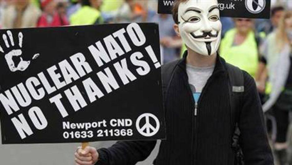 NATO gerek duyulduğu anda Doğu Avrupa'ya hızlı bir şekilde konuşlandırılacak acil müdahale gücü oluşturma planı yapıyor.