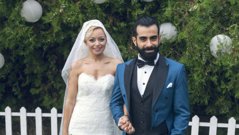 Gökhan Türkmen evlendi