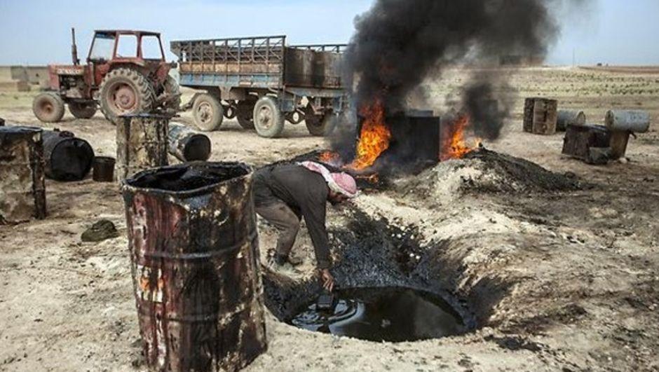 IŞİD'in Avrupa'ya petrol sattığı iddiası