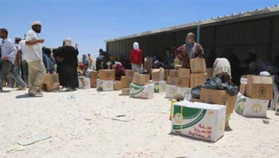 Dünya Gıda Programı WFP, Suriye'de Ağustos ayında rekor sayıda insana ulaşarak 4.1 milyon kişiye yiyecek yardımı yaptığını duyurdu.