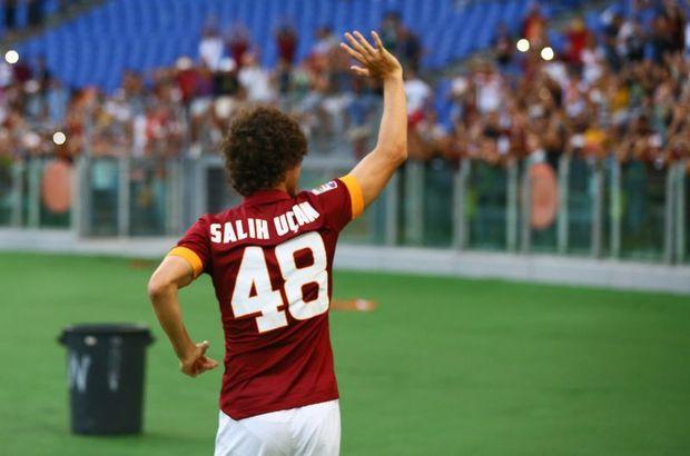 Roma'nın yeni transferi Ynga-Mbiwa da kadroda yer aldı.