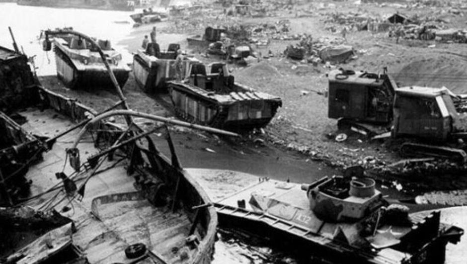 20. yüzyılda dünya çapında yapılan iki savaştan ikincisi olup, dünya milletlerinin çoğunun yer aldığı, 1939'dan 1945'e kadar süren küresel bir askeri çatışmadır.
