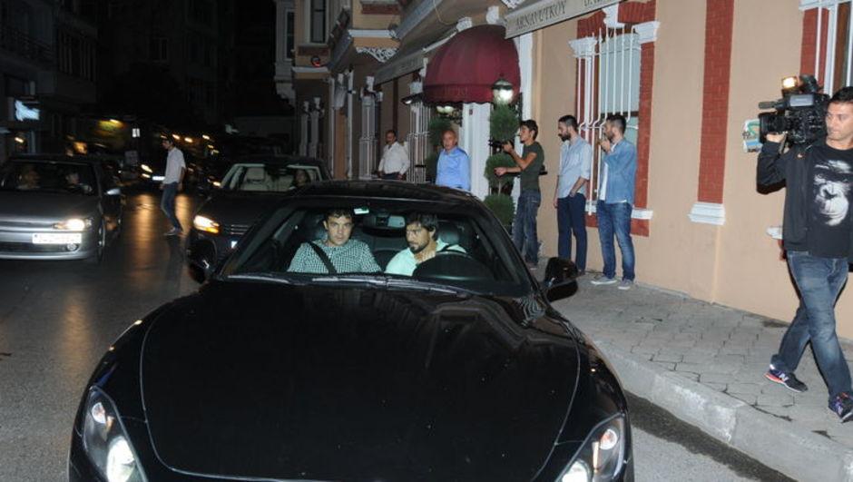 İbrahim Toraman,Eylem yıldız,Sivasspor