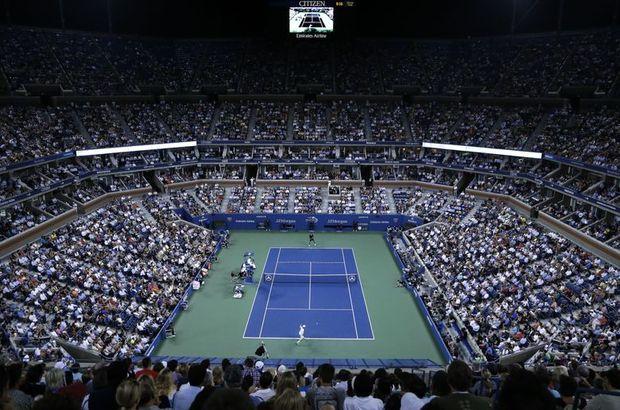 ABD'nin New York kentinde düzenlenen ve 9 Eylül'e kadar devam edecek turnuvada, 9. gün maçları tamamlandı