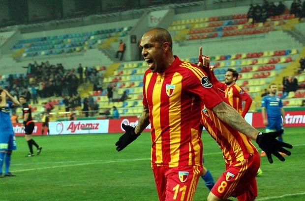 Lig'in ilk haftasında deplasmandaki Orduspor maçında galibiyet golünü atan Brezilya asıllı Türk oyuncu Nobre, yeni sezona golle başlamanın mutluluğunu yaşıyor