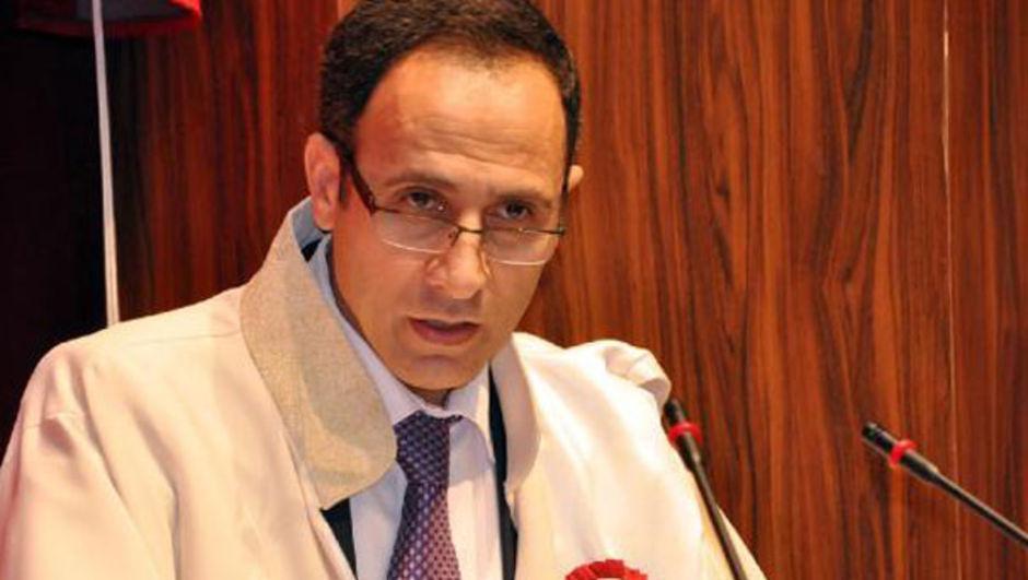 Prof. Dr. Kutbettin Demirdağ Elazığ Fırat Üniversitesi Rektörü