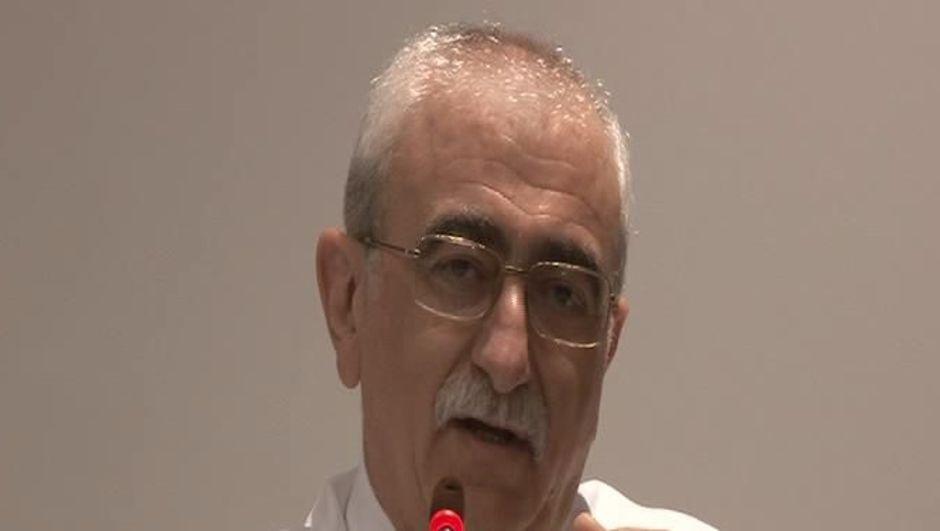 Prof. Dr. Birgür Sönmez saldırı