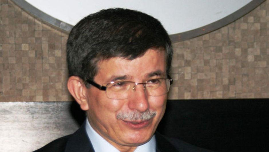 Başbakan Ahmet Davutoğlu Konya