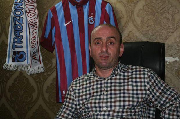 1461 Trabzonsporlular Derneği Başkanı İbrahim Tüfekçi, yaşadığı olayı anlattı