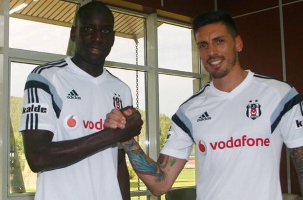 Beşiktaş'ın yeni transferleri açıklamalarda bulundu